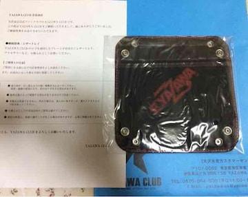 ★新品未開封★矢沢永吉★YAZAWA CLUB継続特典レザートレイ