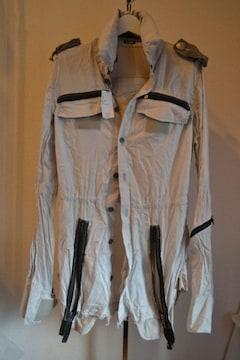 LGBルグランブルー JK-13シャツジャケット 0