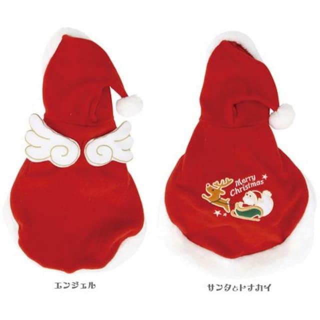 クリスマス ウェア サンタとトナカイ MD-M★新品 X'mas < ペット/手芸/園芸の