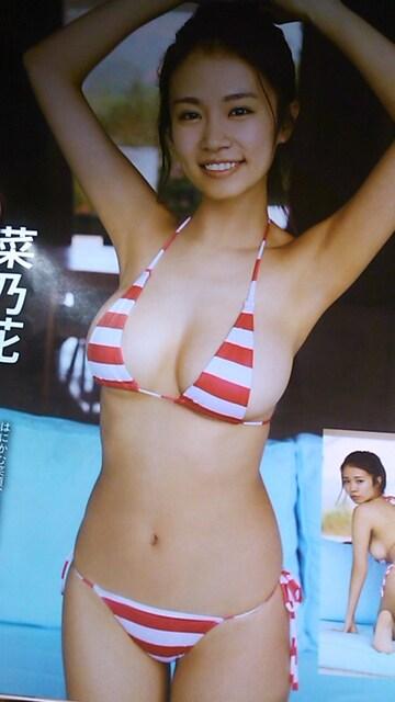 菜乃花隔月・不定期発売のグラビア雑誌13冊からの切り抜き < タレントグッズの
