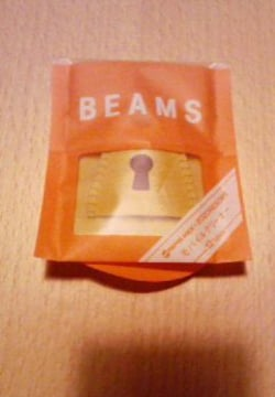 BEAMSモバイルクリーナー