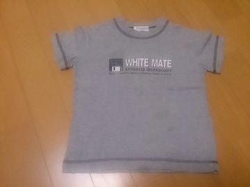 100 White mate 美品