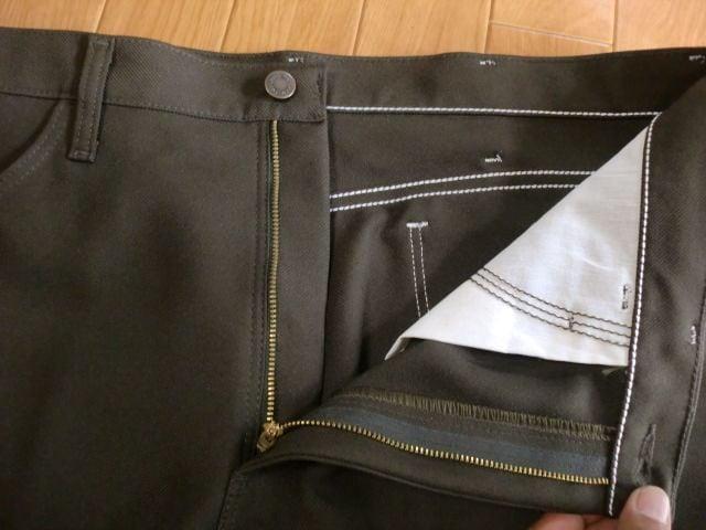 WRANGLER ラングラー スラックス スタプレ パンツ W36 < ブランドの