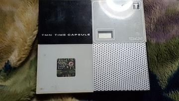 TMN(TM NETWORK) TIME CAPSULE 2枚組ベスト