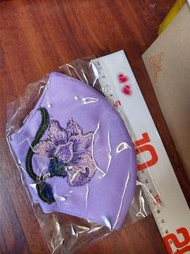 超立体系インナーマスクorマスクカバー( *´艸)大人気刺繍レース1枚