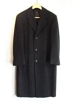 sizeL☆良品☆ラルフローレン メルトンウール製チェスターコート