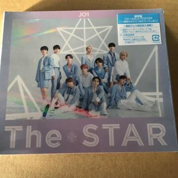 即決 応募券・トレカ封入 JO1 The STAR 通常盤 新品未開封