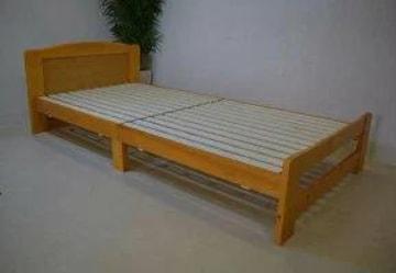 新品☆シングルベッドわけありシンプル通気性の良いすのこ☆s223
