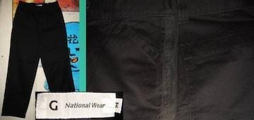 G National Wear スウェード サイドライン パンツ レア