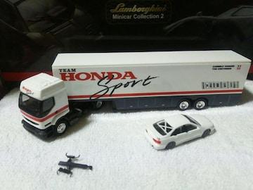 アルベド&ヘルパ 1/87 ホンダ トランスポーター  アコードSTW'97   HO