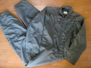 アメリカ軍 77年 CWU27P カバーオール ツナギ M