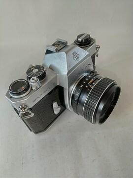 PENTAX SPF + SMC TAKUMAR 55mm 1:1.8