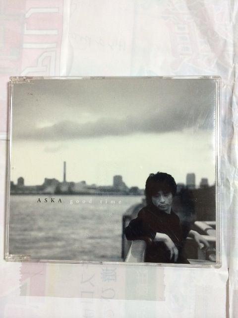 Aska good time シングルCD 美品  < タレントグッズの