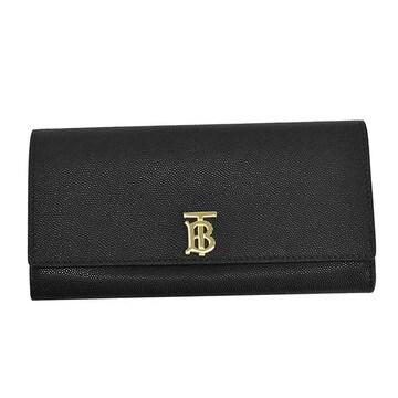 ◆新品本物◆バーバリー LS HALTON 2 長財布(BK)『8018938』◆