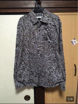新品 アルマーニ 長袖シャツ