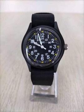 mwc(エムダブリュシ)ミリタリーウォッチクオーツ腕時計