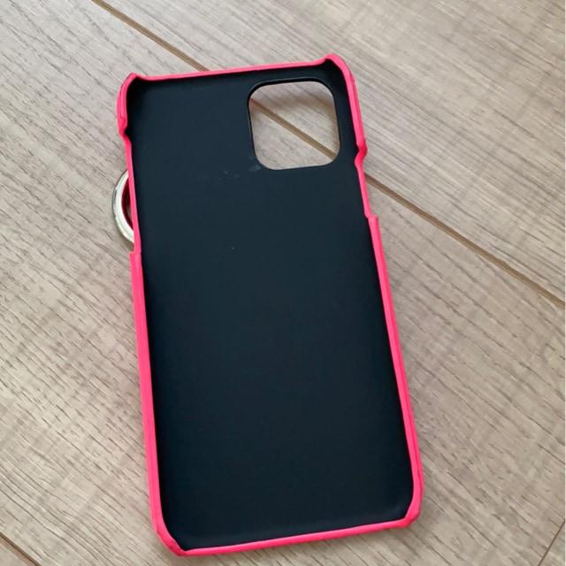 iPhoneケース携帯カバーKANGOL今季美品11pro < ブランドの