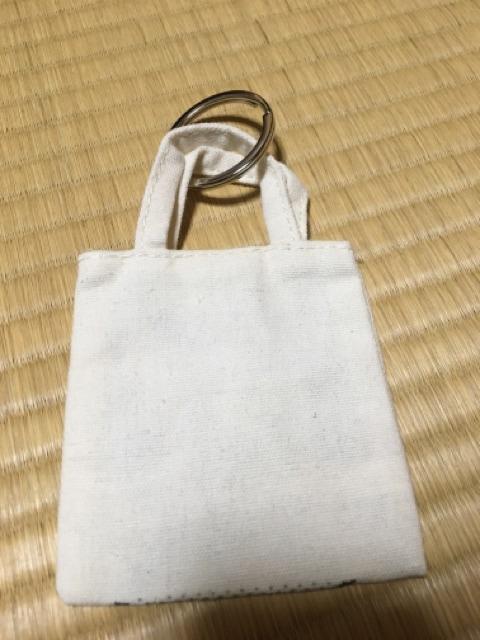 ☆非売品☆オサムグッズ☆ジルのビッグトート&バッグチャーム☆ < 女性ファッションの