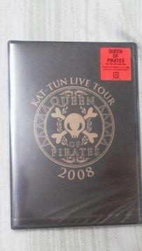 未開封美品KAT-TUN LIVE TOUR 2008 DVD「QUEEN OF PIRATES」 オマケ