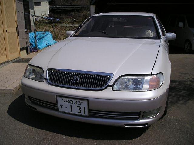 アリスト 3.0V < 自動車/バイク