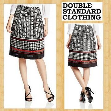 購入24840円 DOUBLE STANDARD CLOTHING サテンプリーツスカート 36