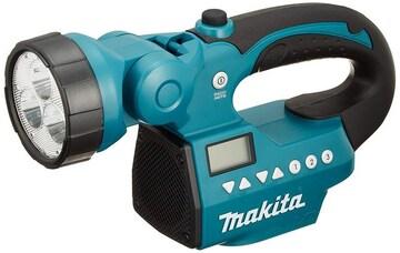 マキタ(Makita) 充電式ラジオ付ライト本体のみ14.4V/18V MR050