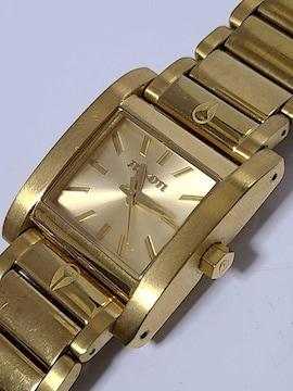 ニクソン クォーツ式腕時計 稼働品!。