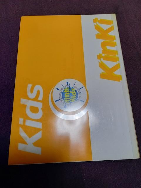 KinKi Kids ツアーパンフセット 切手ok < タレントグッズの