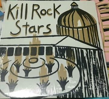 Kill Rock Stars: Summer In Olympia LPレコード ニルヴァーナ