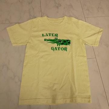 Tシャツ ワニ わに