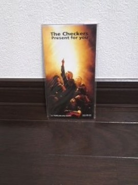 The ChecKers、Present for you