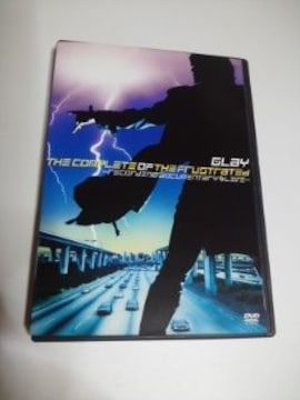 送料無料DVDGLAY The Complete of THE FRUSTRATED