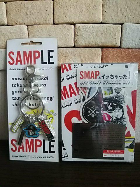 SMAP祭�E SAMPTOUR2005DVD★おまけ付き★ < タレントグッズの