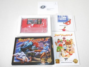 SFC★STREET FIGHTER 2 30th ANNIVERSARY EDITION SNES 海外版