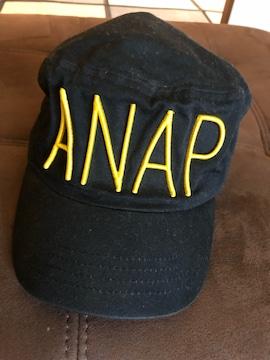 アナップガール ANAP キャップ可愛いロゴ56