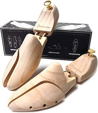 シューキーパー シューツリー Sokaiwheel 靴 脱臭 革 靴 防臭