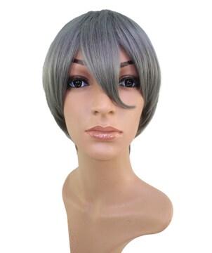 Wigs2you C-056 C-LIGHT GREY☆コスプレウィッグ