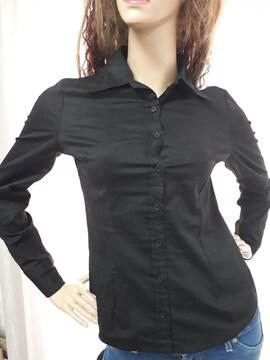 CLASS シンプル シャツ ブラウス ブラック
