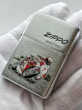 ZIPPO Bike race バイク ジッポライター