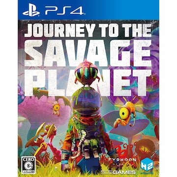PS4》Journey to the Savage Planet [177001463]