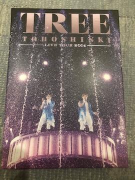 激安!超レア!☆東方神起/TREE LIVETOUR2014☆初回盤DVD3枚組美品