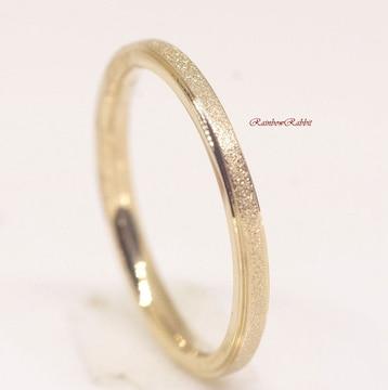 指輪 18K RGP ゴールド 上品 リング gu1397e