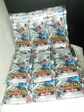 ガンダムウォー 刻の末裔 2004改訂版 拡張パック未開封12袋