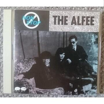 KF  THE ALFEE アルフィ NON STOP ノンストップ CSR刻印