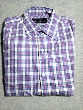 TK MIXPICEタケオキクチチェックシャツ