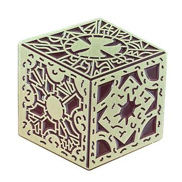 新品 ヘルレイザー ルマルシャンの箱 ピンブローチ