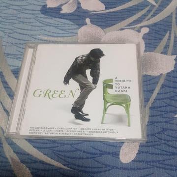 尾崎豊 トリビュートGREEN     CD アルバム 廃盤