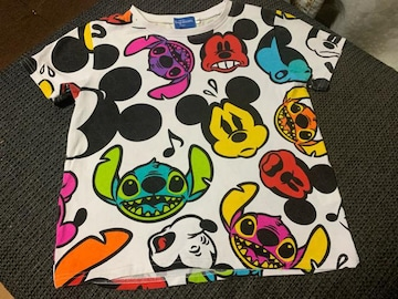 TDR 半袖Tシャツ130センチ