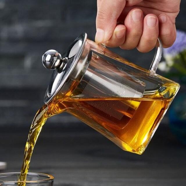 ティーポット 耐熱ガラス 300ML < インテリア/ライフの