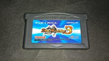 GBA デュエルマスターズ3 / ゲームボーイアドバンス